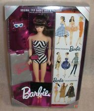 Barbie 35th  Anniversary special edition reproduction 1959 Doll & Package