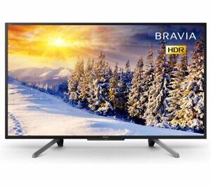 """SONY BRAVIA KDL43WG663BU 43"""" SMART LED WIFI 400Hz TV FULL HD FREEVIEW 1080P NEW"""