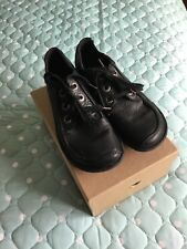 Clarks Funny Dream womens brogues, black leather, size 7