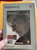 Tekken Tag Tournament Playstation 2 PS2 - Complete - retro tested