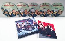 MANFRED MANN RARE, LIVE & UNRELEASED 5 CD
