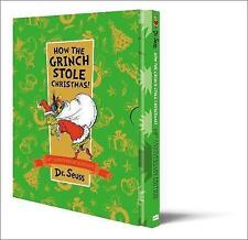 How The Grinch Stole Christmas by Dr. Seuss (Hardback, 2017)
