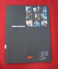 Vintage Mares Catalogue 2004
