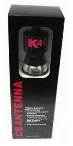 Genuine K40 Black Original K40 CB Antenna
