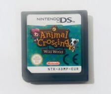 Animal Crossing Wild World : GENUINE Nintendo DS Video Game + Stylus Pens