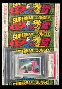 1968 A&BC Superman in the Jungle TAKING PRECAUTIONS #64 NM-MINT 8 - garno PSA