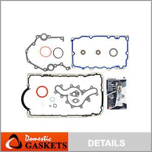 Fits 97-11 Ford Ranger Explorer Mustang Mercury Mazda 4.0L SOHC Lower Gasket Set
