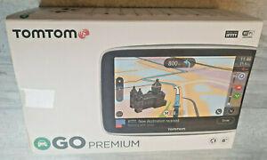 "TomTom GO PREMIUM 6 World Staumelder 6"" Touchscreen WLAN 16GB"