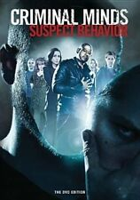 Criminal Minds Suspect Behavior 0097368207943 With Forest Whitaker DVD Region 1