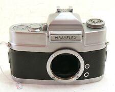 Wray Wrayflex II 2 camera body, made in England EXC+ #36976