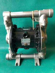 GRACO HUSKY 1040 STAINLESS DIAPHRAGM PUMP P/N D74311