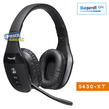 BlueParrott S450-XT Noise-Cancelling Bluetooth Headset with Microphone (203582)
