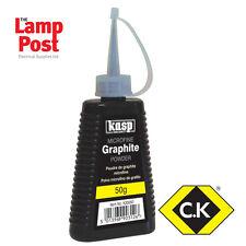CK Tools Kasp K30050 microfino grafito en polvo Lubricante