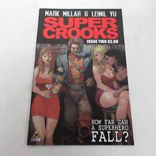 Marvel Icon Super Crooks #2 NM