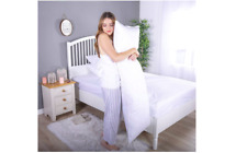 Non-Allergenic Bolster Pillow Cushion Long Body Support Orthopaedic ,Pregnancy