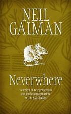 Neverwhere by Neil Gaiman (Paperback, 2000)