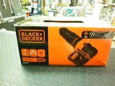 TRAPANO /AVVITATORE A PERC. 18V LITIO CON SET32 ACCES. BDCHD18S32  BLACK&DECKER