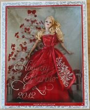 Collector 2012 Holiday 2012 Barbie Doll