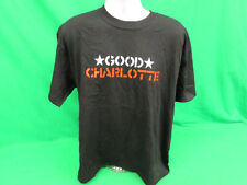 Good Charlotte Red Charlotte  t-shirt Sizes adult Large, & XL