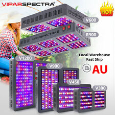 VIPARSPECTRA 300W 450W 600W 900W 1200W Full Spectrum LED Grow Light AU Stock