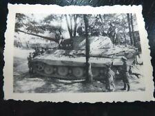 Photo Foto WW2 WWII : Char Panzer ** TIGRE II Royal **