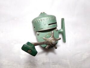 VINTAGE SOUTH BEND SPIN CAST 63 MODEL A REEL RETRO-GREEN-1960'S Made USA