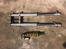 Honda cr 85 front forks suspension shock 04 05 06
