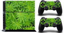 Luckly Star grass SKIN PROTECTIVE STICKER for SONY PS4 CONSOLE CONTROLLER F63