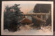 1915 Nagoya Japan Pow Picture Postcard Cover Wwi German prisoner To Germany