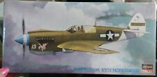 Hasegawa 1:72 P-40N Warhawk South Pacific Campaign  #AT103 #02563 factory sealed