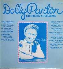 Dolly Parton And Friends At Goldband – LP 7770 – Sealed Copy – LP Vinyl Record