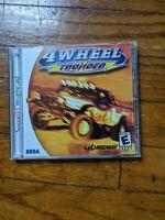 4 Wheel Thunder (Sega Dreamcast, 2000) Tested Works