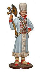 Tin soldier, Moscow Rynda. The guard of the Moscow tsar. 54mm