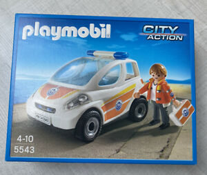 Playmobil City Action Notarzt Auto 5543 Neu und OVP