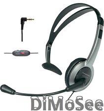 ►► Kabel-Headset für Gigaset C430 C620 S810 S850 DL500A DX600A DX800A u. a. ◄◄