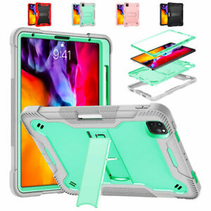 """For iPad Pro 11"""" / 10.9"""" Air (4th Generation) 2020 Heavy Duty Stand Case Cover"""