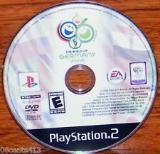 2006 FIFA World Cup (PlayStation PS2) Choose One of 125 National Teams! **Disc**