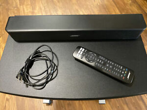 Bose Solo 5 TV Sound System - Black