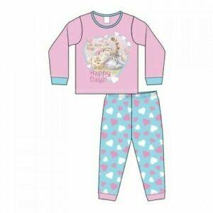 Disney Winnie The Pooh Happy Days Official Baby Girls Pyjamas 6-9  Months