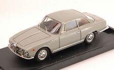 Alfa Romeo 2000 Sprint 1960 Silver 1:43 Model BANG