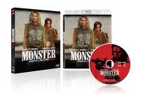 Monster - Blu-ray w/ Slipcover / Patty Jenkins, Charlize Theron, Christina Ricci