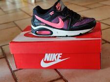 Nike AIR MAX DONNA UK 5 EU 38 .5 rosa rosa argento glitter