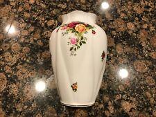 Vintage Royal Albert Old Country Roses Vase
