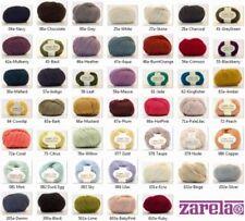Filati multicolore in cashmere per hobby creativi