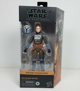 Star Wars: The Black Series Bo-Katan Kryze The Mandalorian Hasbro 2021