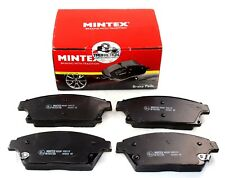 MINTEX FRONT BRAKE PADS CADILLAC VAUXHALL CHEVROLET MDB3089 (REAL IMAGE OF PART)
