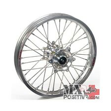 RUOTA COMPLETA KTM SX-F 250 2006-2012 HAAN WHEELS 2,15 - 19'' mozzo argento/cerc