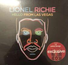 LIONEL RICHIE Hello From Las Vegas TARGET Exclusive CD 3 Extra Songs Sealed New