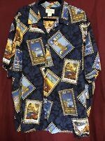 KOLEKOLE  Hawaiian Vintage Shirt Rayon sz.2XL