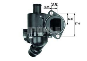 MAHLE Thermostat Kühlmittel TM 3 105 für SEAT AUDI A4 EXEO ST 8E2 B6 Avant 8E5